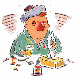 Kenali Tanda-Tanda Influenza dan Cara Mencegahnya