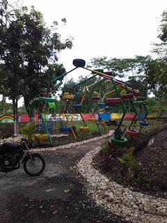 Wisata ke Sweet Garden PTPN XI PG Semboro Jember - Jawa Timur