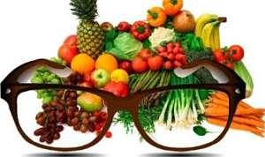Makanan yang dapat menjaga mata secara alami