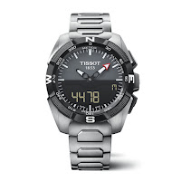 Tissot T-Touch Expert Solar Watch steel