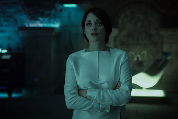 Marion Cotillard en Assassin´s Creed