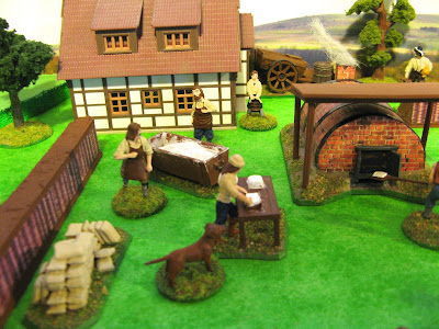 The Kingdom of Wittenberg: 40mm: Field Bakery