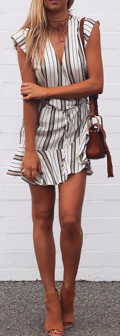 stripes / what to wear this summer
