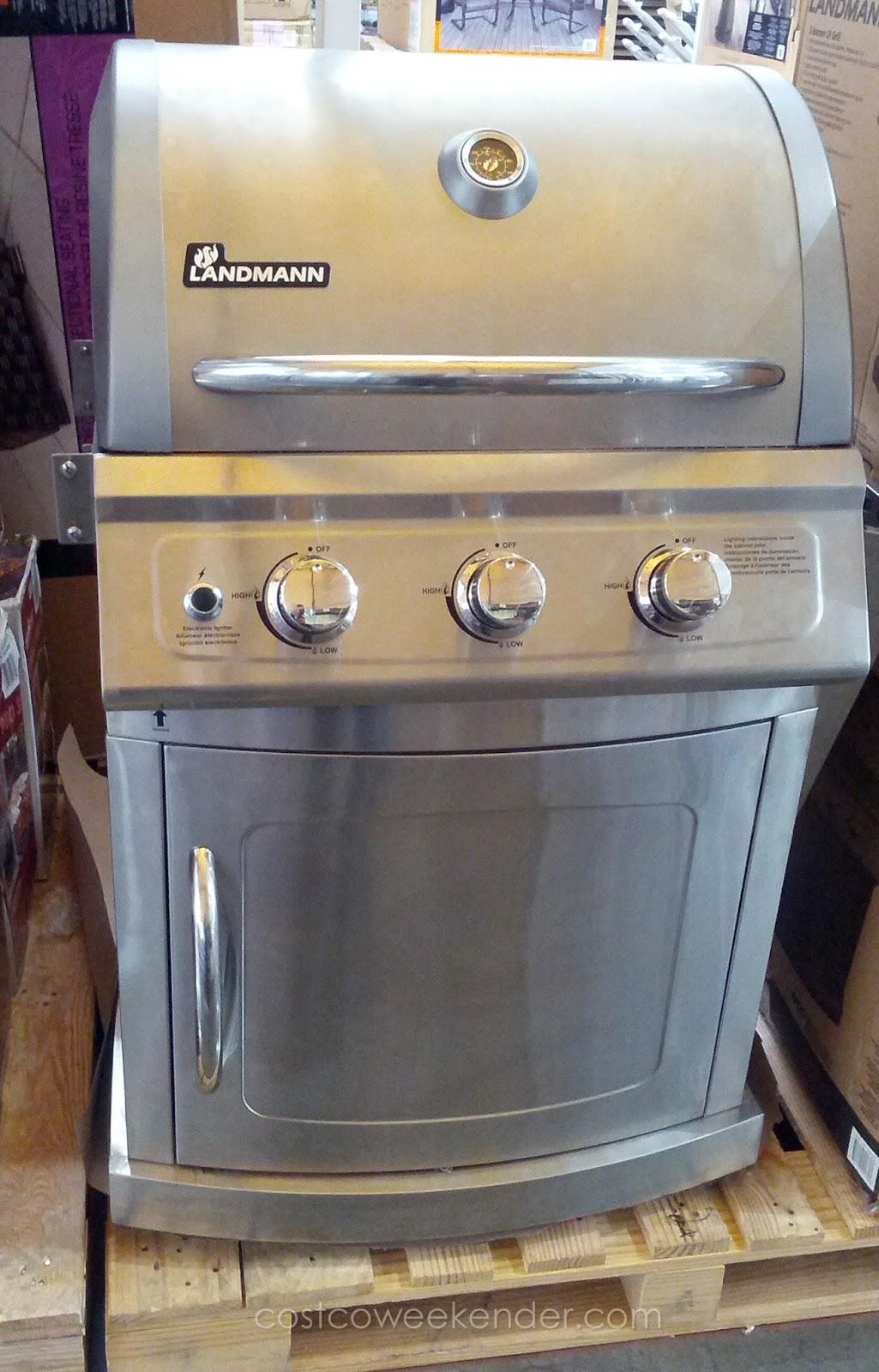 Costco Bbq Grills >> Landmann model 42170 3 Burner LP Gas BBQ Grill | Costco Weekender