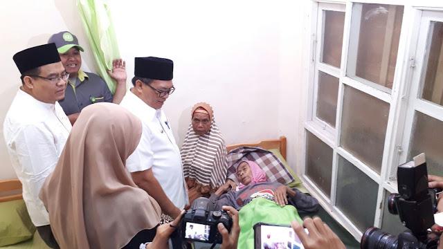 Bersama Wakil Walikota Bandung, IZI Launching Rumah Singgah Pasien Keenam