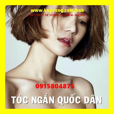 Tư vấn chọn kiểu tóc ngắn em gái quốc dân xinh đẹp ngút trời