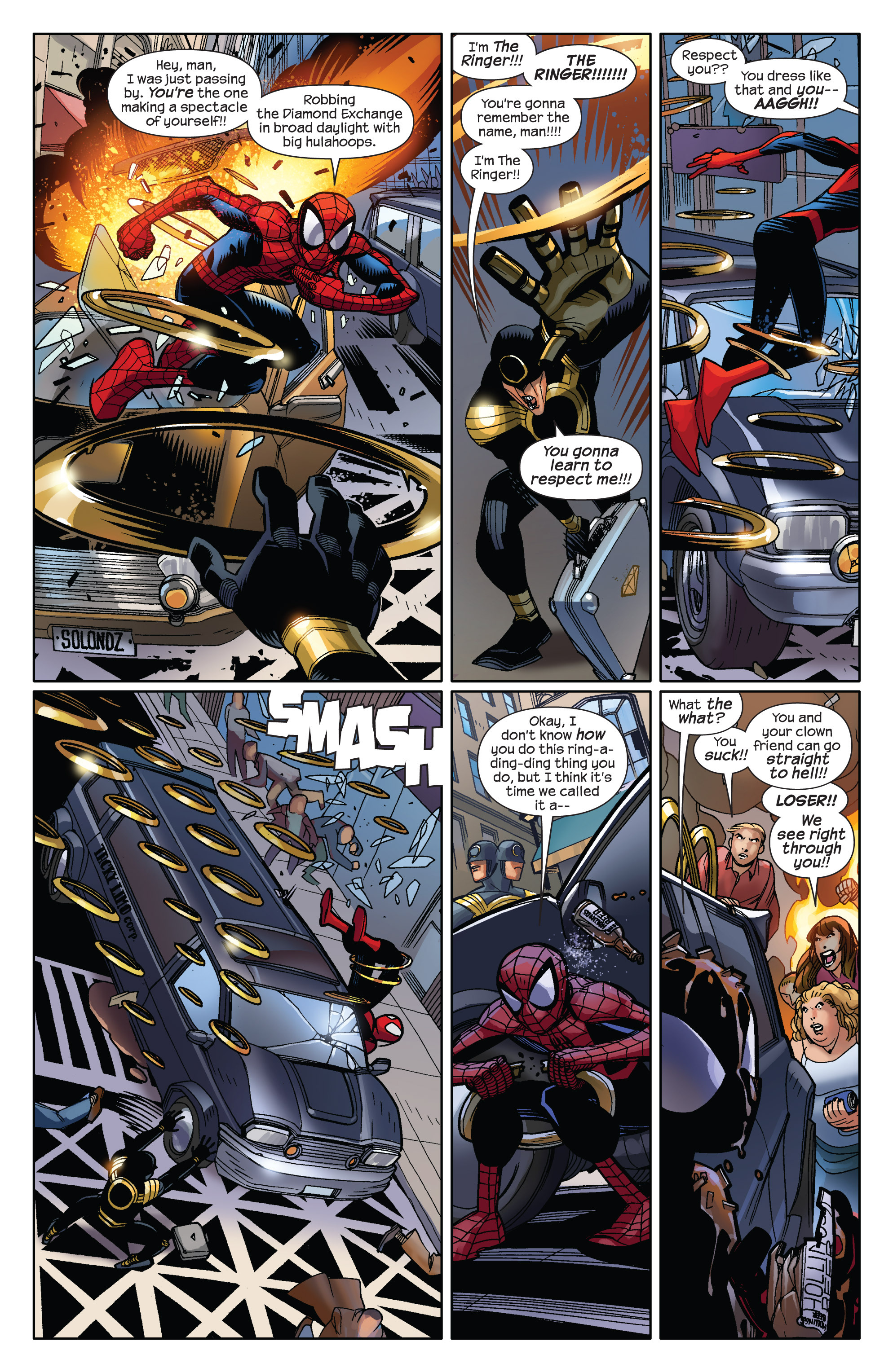 Read online Ultimate Spider-Man (2009) comic -  Issue #150 - 5