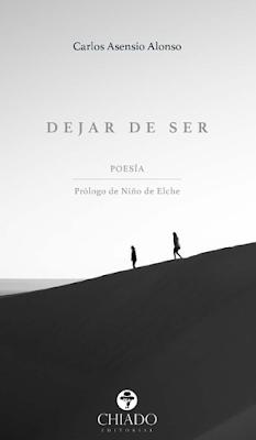 Dejar de ser - Carlos Asensio - reseña - Marieta Pancheva - poesía indie