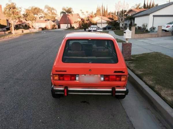 1982 Volkswagen Rabbit LS - Buy Classic Volks