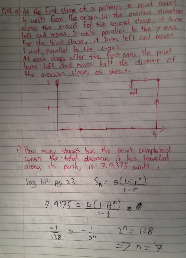 Leaving Cert Project Maths Paper 1 Solutions 20