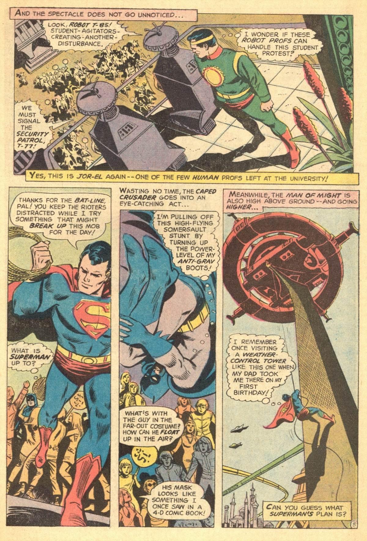 Read online World's Finest Comics comic -  Issue #191 - 7