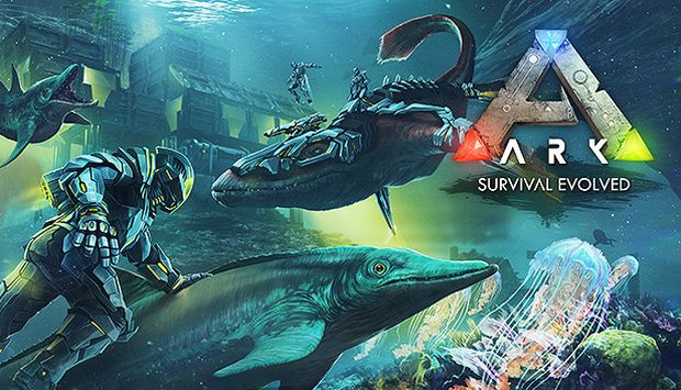 ARK SURVIVAL EVOLVED-Free Download