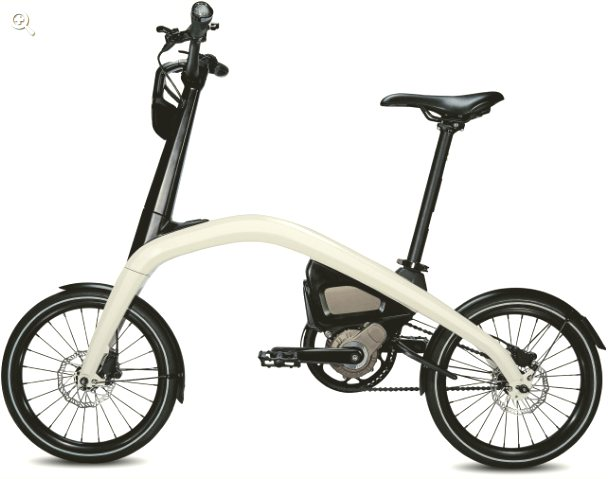 A Simple E-bike from General Motors