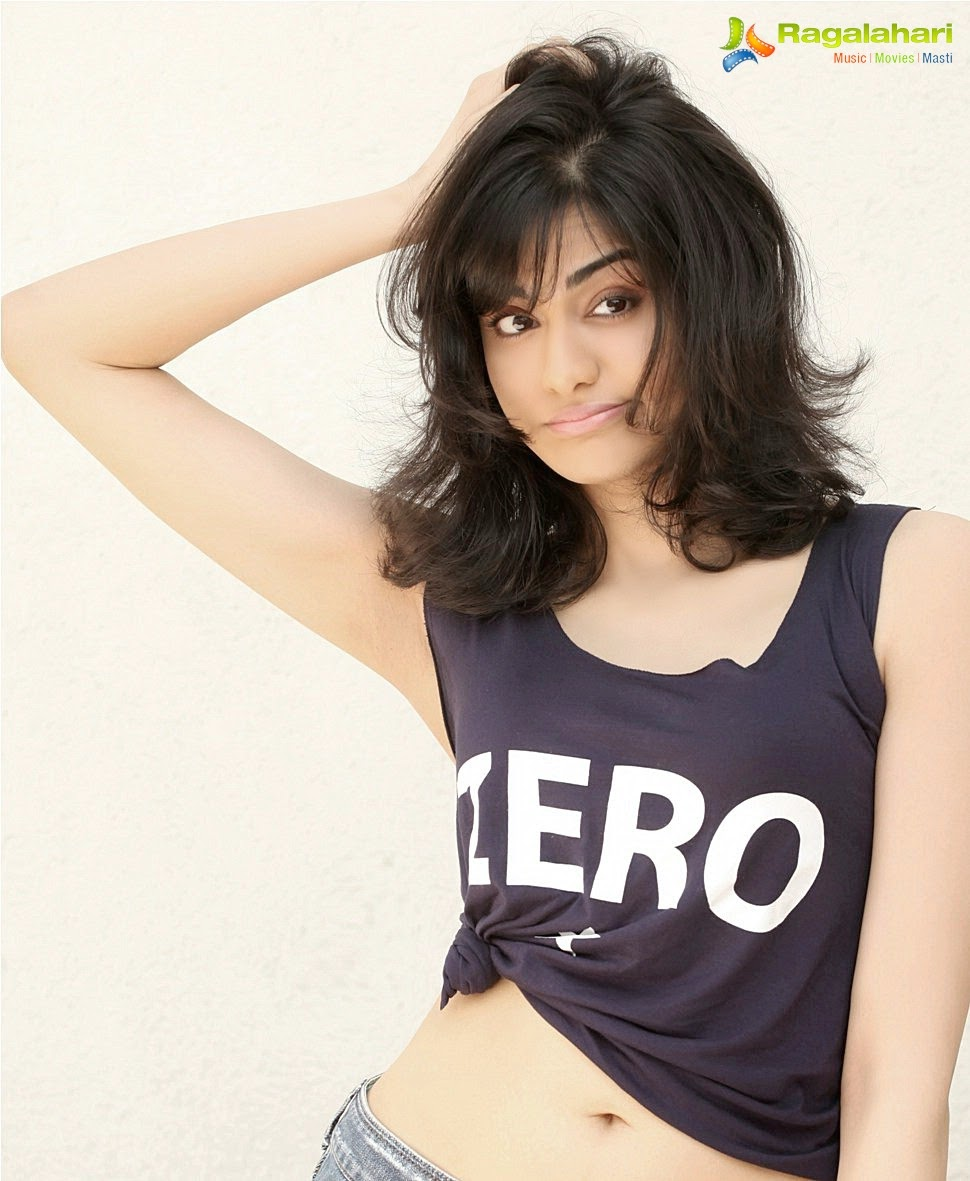Adah Sharma Latest Photos In Sexy Shorts and Sleeveless Top