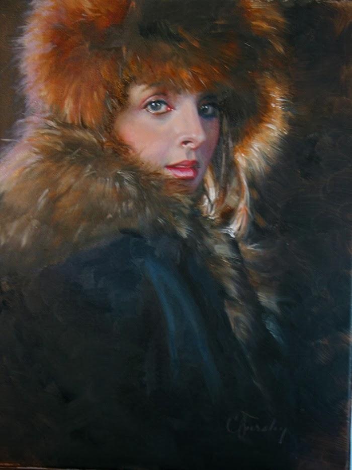 Современный американский художник. Craig Pursley