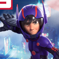 Big Hero 6 Rome Puzzle Games - Big Hero 6 Puzzle Games