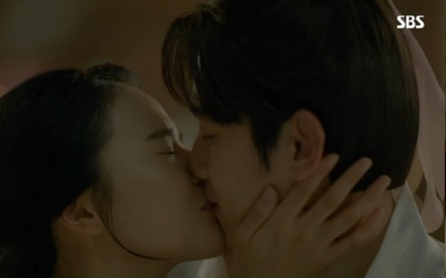 Sinopsis Drama Korea Terbaru : Scarlet Heart: Ryeo Episode 15 (2016)