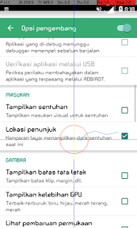 Cara Aktifkan Opsi Pengembang Android