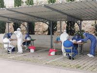 testiranje koronavirus tvornica Sardina Postira slike otok Brač Online