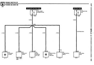 repair-manuals: BMW Z3 1996 Electrical Repair