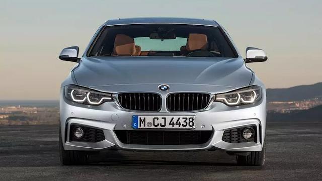 2019 BMW 4 Series Gran Coupe Interior-Exterior