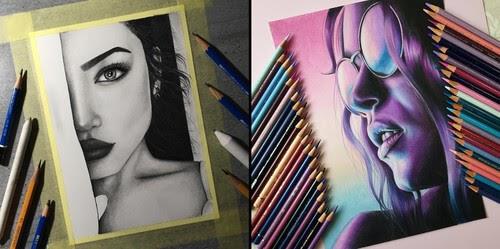 00-Milica-Pencil-Portraits-www-designstack-co