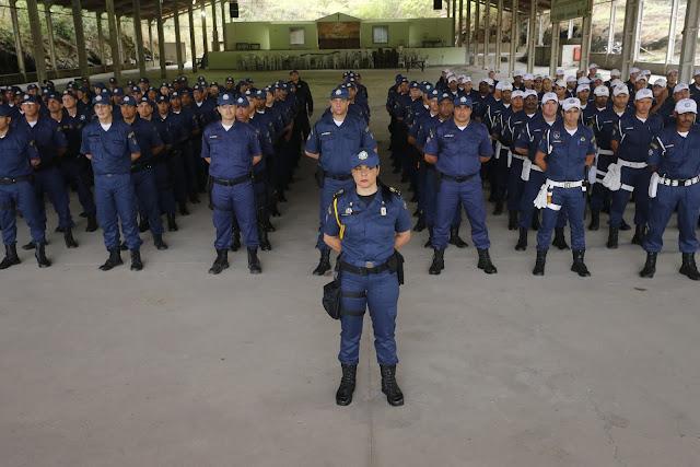 Guarda Municipal de São Gonçalo (RJ) ganha novo fardamento, gratificação e nova comandante