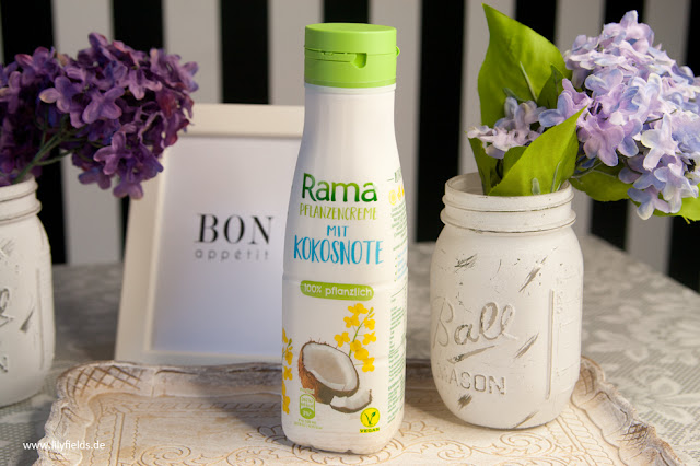 Rama - Pflanzencreme mit Kokosnote