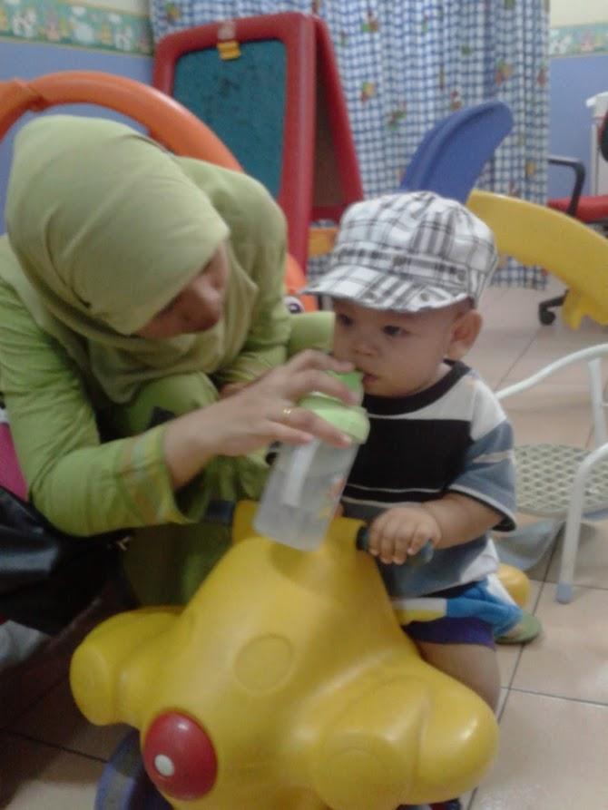 Merawat Kebersihan Anak sehari-hari