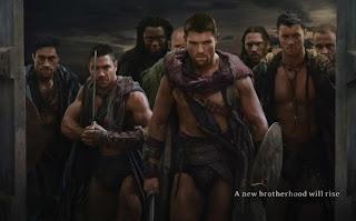 Nonton Spartacus Season 2: Vengeance Sub Indo Full Episode