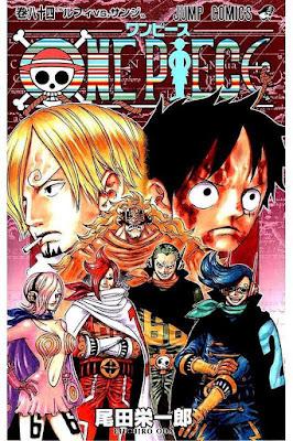 [Manga] ワンピース 第01-84巻 [ONE PIECE Vol 01-84] Raw Download