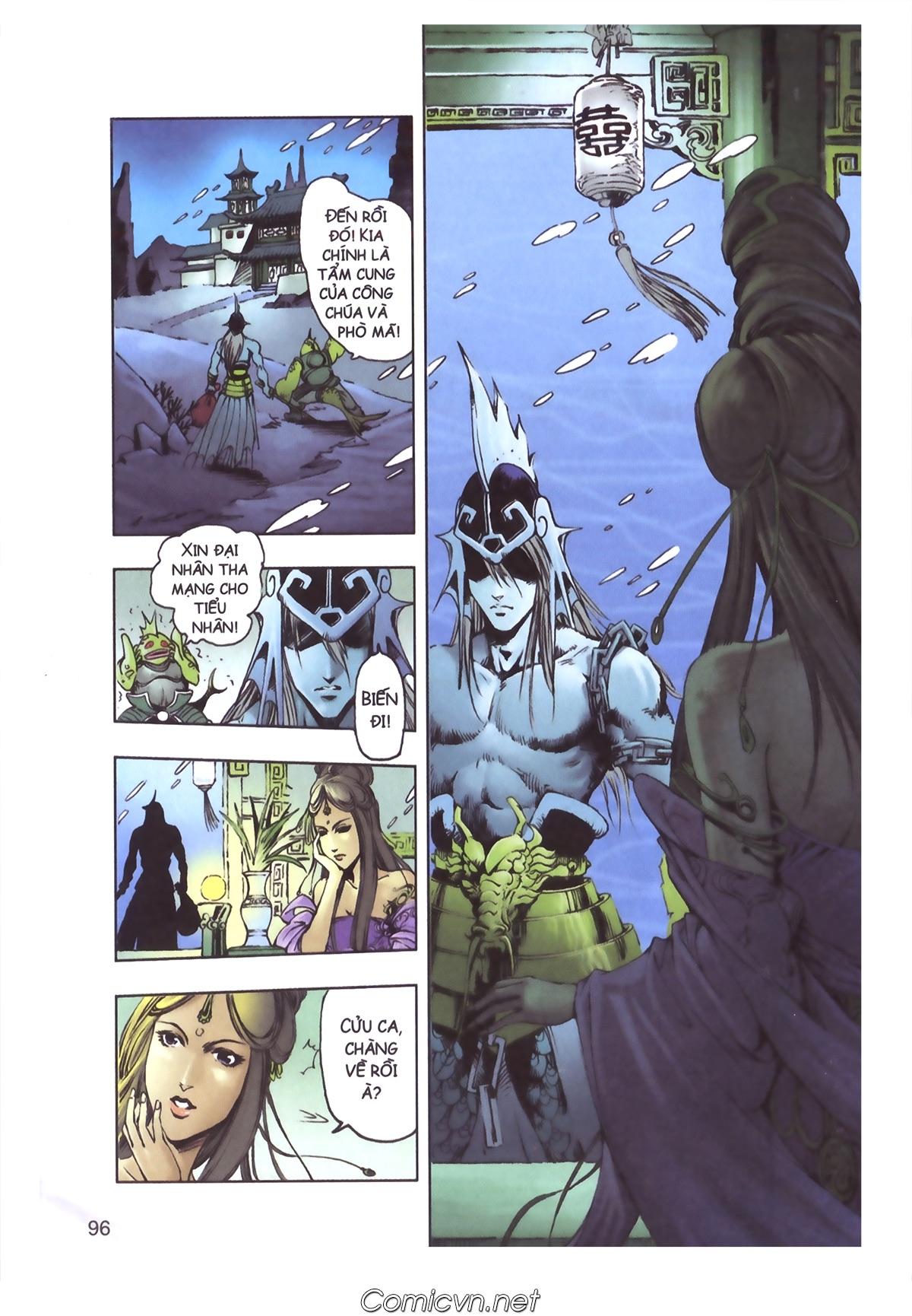 Tây Du Ký màu - Chapter 112 - Pic 17