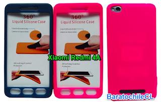 Carcasa silicona 360 Xiaomi Redmi 4A