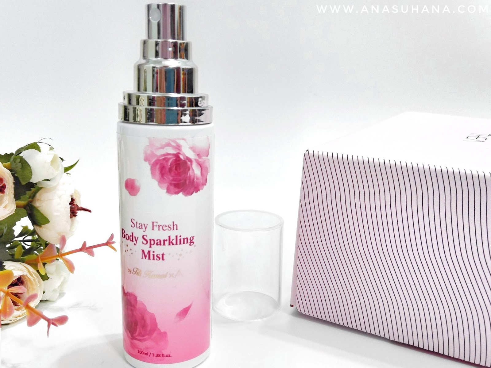 Stay Fresh Body Sparkling Mist AltheaxTitiKamal