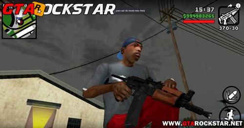 Pack de Armas para GTA SA Android