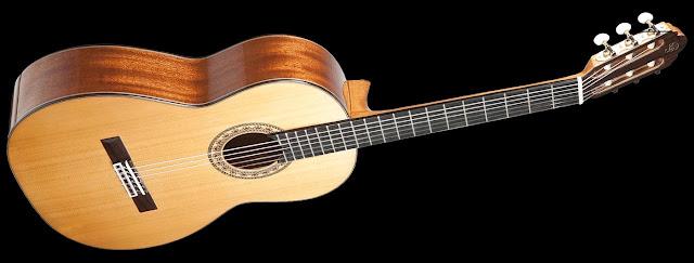 Guitarra española Prudencio Sáez G-3