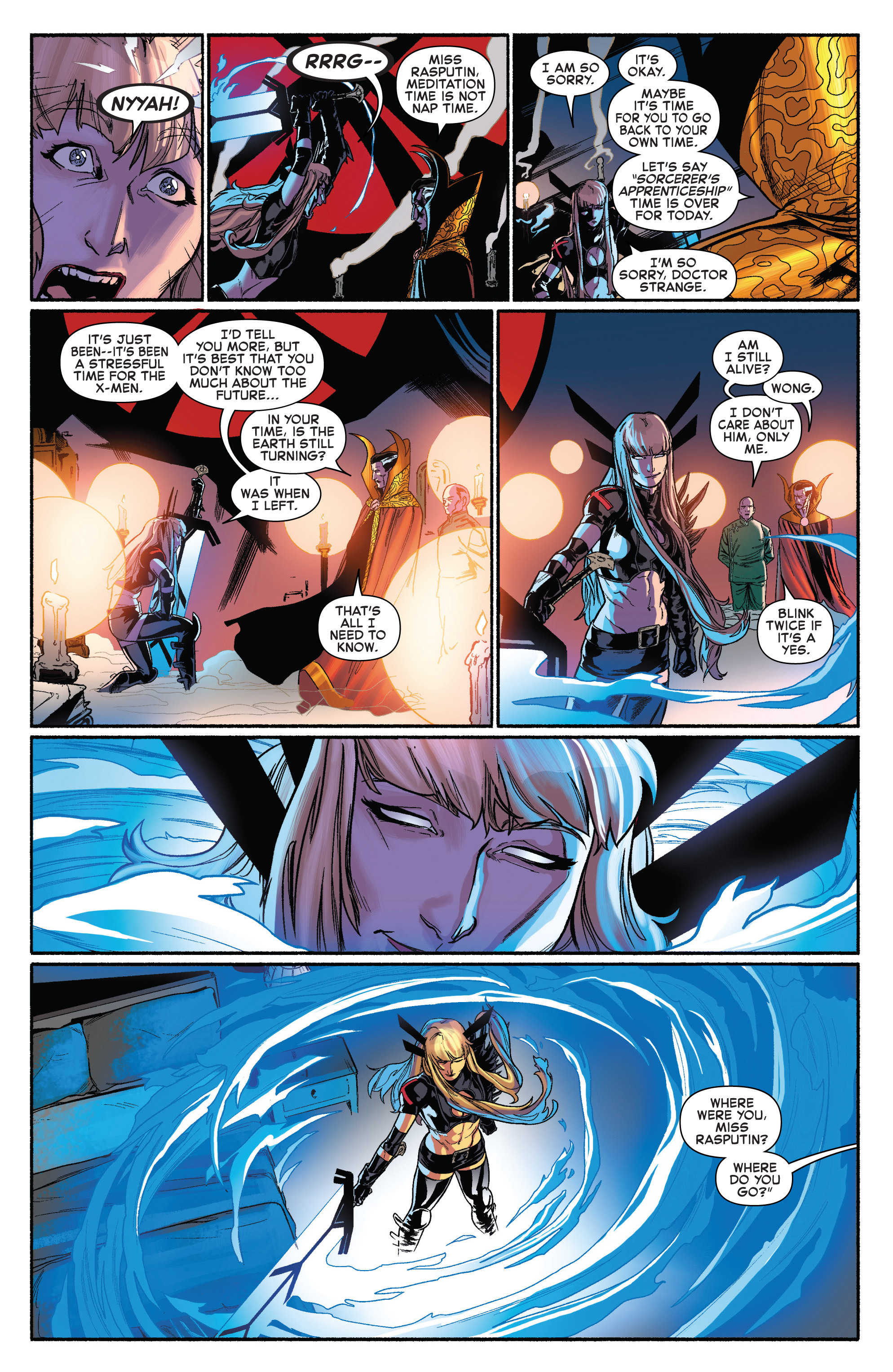 Read online Uncanny X-Men (2013) comic -  Issue #15 - 4