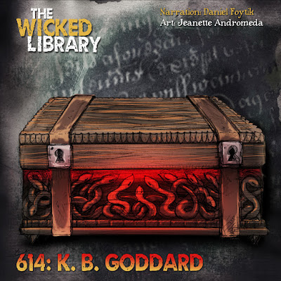 The Darkness Within by K.B. Goddard