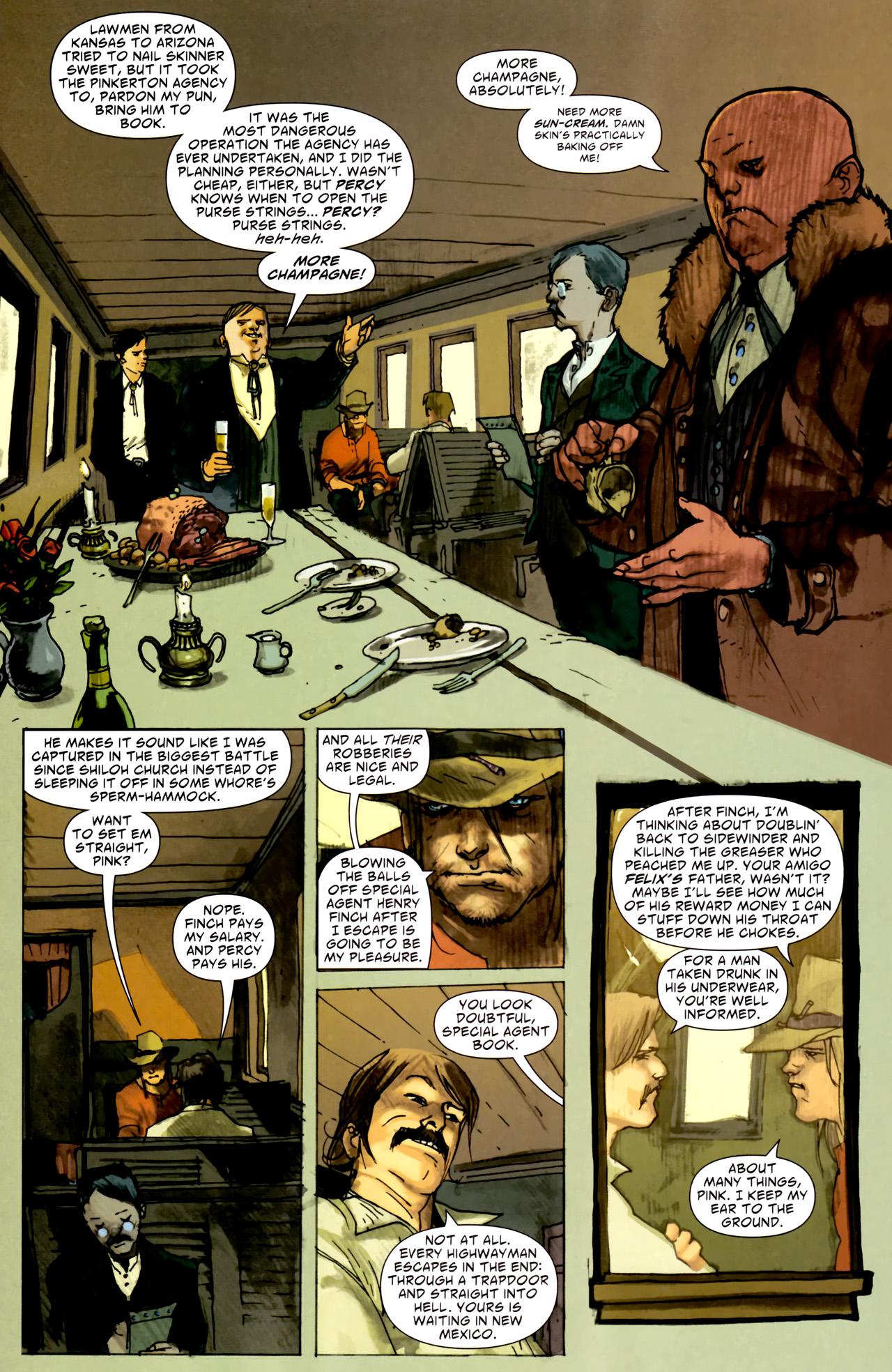 Read online American Vampire comic -  Issue #1 - 22