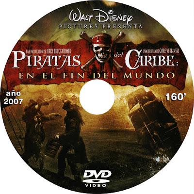 Piratas del Caribe III - En el fin del mundo - [2007]