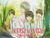 Anime Super Lovers 2 2017 (Sinopsis, Info Detail, Trailer)