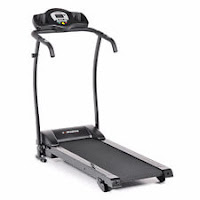 Confidence GTR Power Pro 1100W Motorized Electric Treadmill Running Machine
