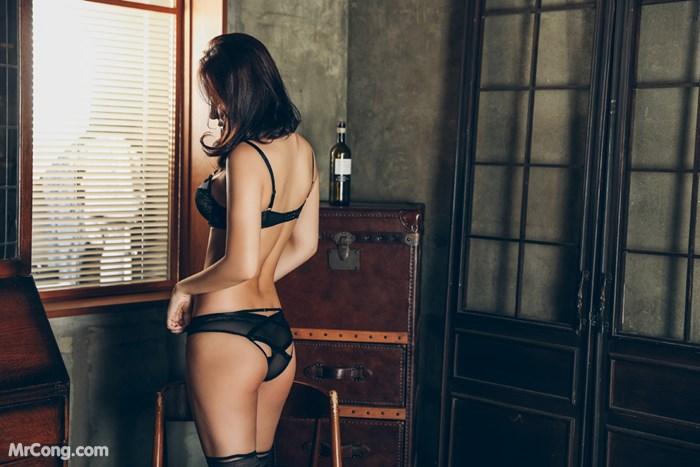 Image Korean-Model-Kwon-Soo-Jung-MrCong.com-020 in post Người đẹp Kwon Soo Jung trong bộ ảnh nội y tháng 10/2017 (195 ảnh)