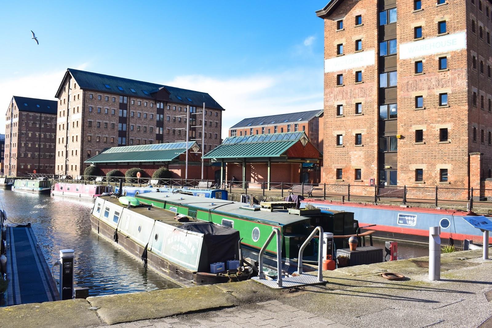 lebellelavie - Explorin' Gloucester Docks and City