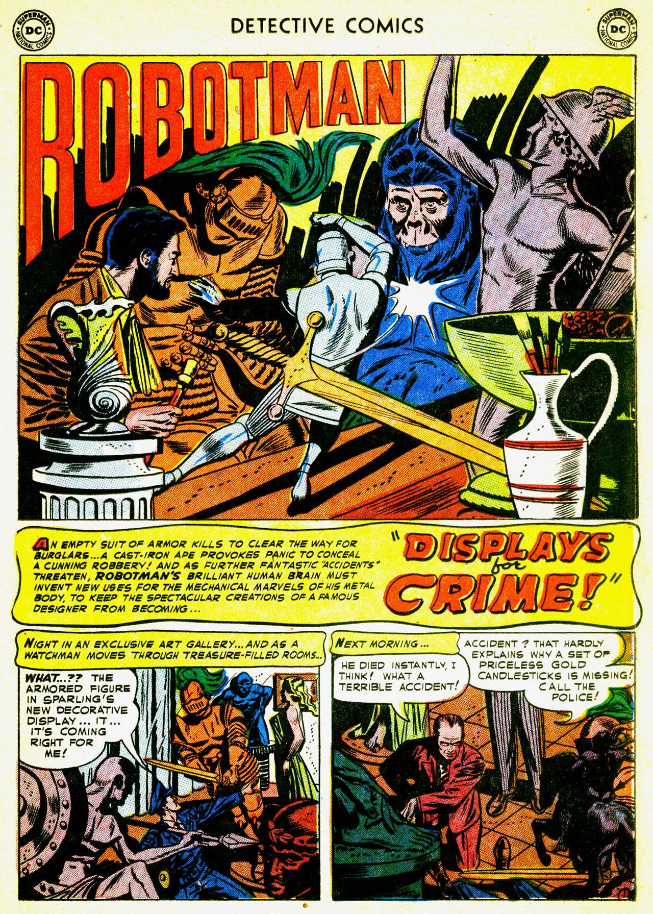 Detective Comics (1937) 180 Page 25