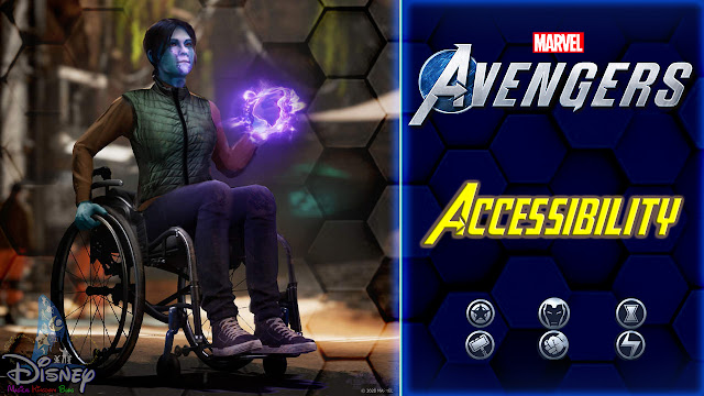 Marvels Avengers Game Accessibility third War Table