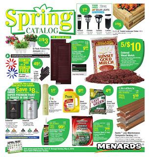 ⭐ Menards Ad 4/21/19 ✅ Menards Weekly Ad April 21 2019