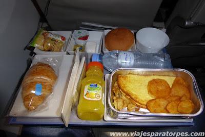 Mi experiencia con la aerolínea Saudia