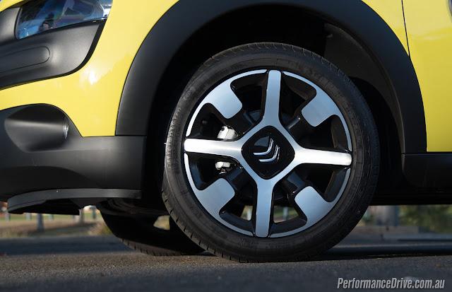 2016 Citroën C4 Cactus