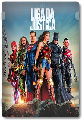 Justice League (2017) Torrent